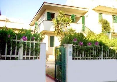 Casa Vacanze Villetta con Veranda Vista Mare